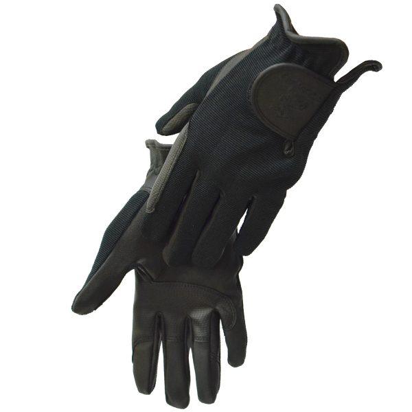 """Перчатки эластичные """"EQUIMAN"""" для верховой езды"""