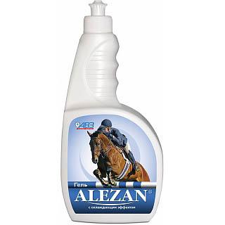 Гель Alezan с охлаждающим эффектом
