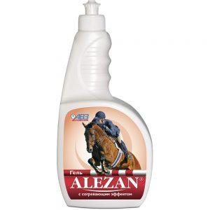 Alezan гель с согревающим эффектом