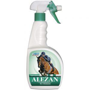 Alezan спрей-шампунь без смывания