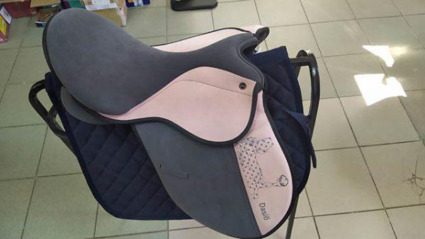 Седло для пони Daslo