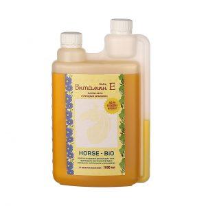 Витамин Е BioLiq Active на основе льняного масла, 1л