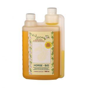 Чеснок BioLiq Active на основе льняного масла, 1 л