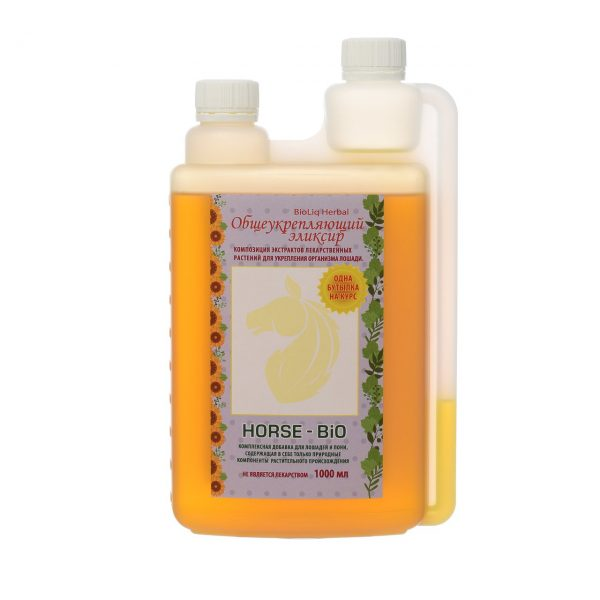 Общеукрепляющий эликсир BioLiq Herbal, 1л