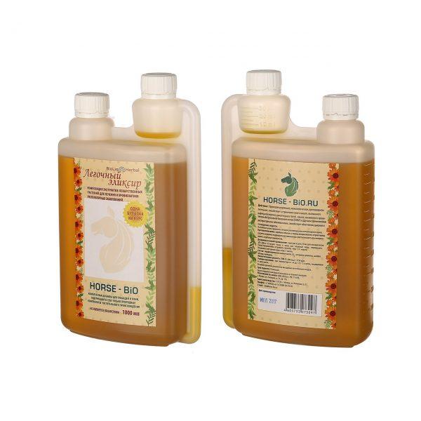 Легочный эликсир BioLiq Herbal, 1л