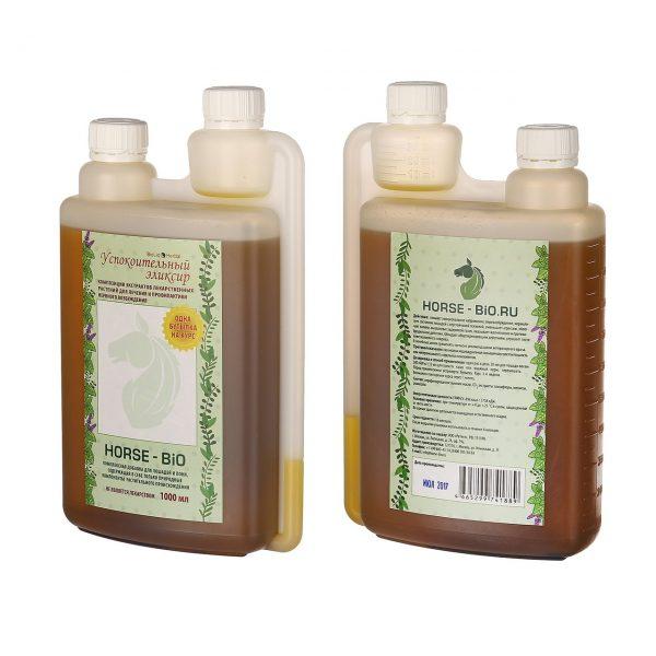 Успокоительный эликсир BioLiq Herbal, 1л