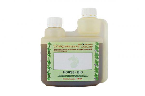 «Успокоительный эликсир» BioLiq EasyCare Herbal, 500 мл
